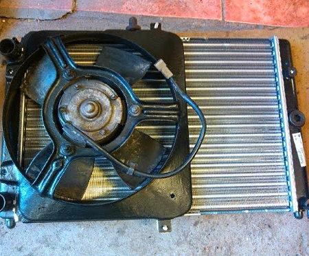 не включается вентилятор радиатора в машине