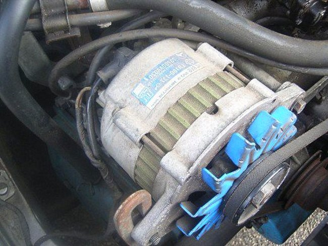 проверка системы зарядки в автомобиле