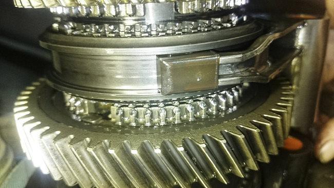 синхронизатор коробки передач