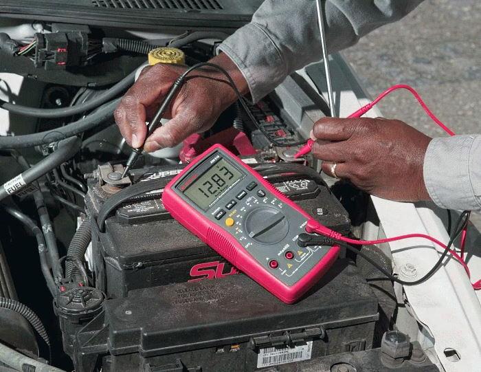 стартер не может прокрутить дизельный двигатель