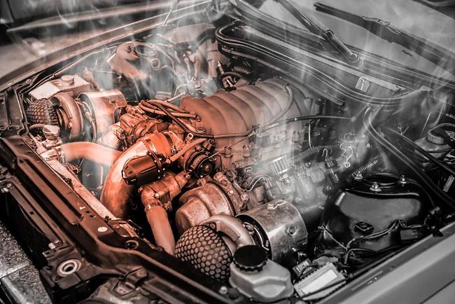 перегрев двигателя вызывающий разрушение прокладки ГБЦ