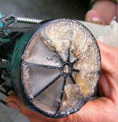 Признаки забитого топливного фильтра